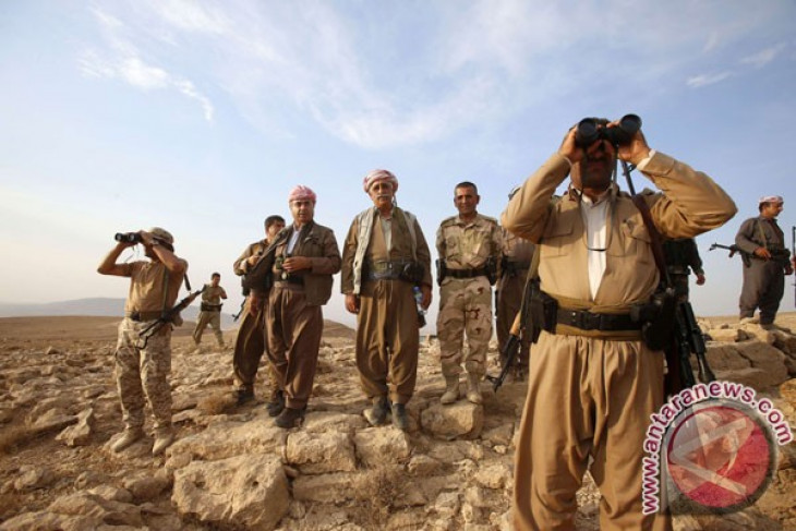 US launches airstrikes on militant positions in Iraq