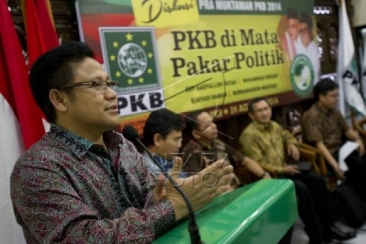 Cak Imin Soal Calon Wakil Presiden Pada Pemilu 2019