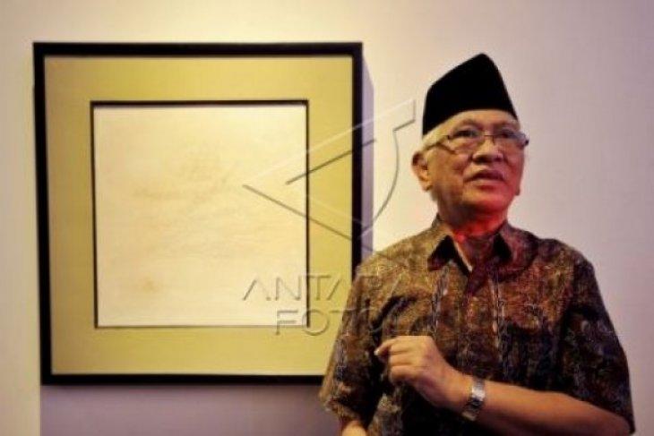 2 Menteri Hadiahkan Puisi Untuk Gus Mus