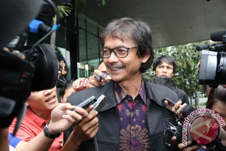 KPK questions Rida Mulyana in Wacik case