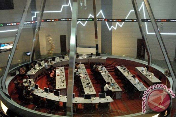 Jakarta index closes higher on Friday