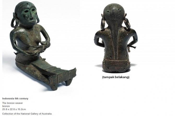 Ancient statue in Larantuka smuggled into Australia