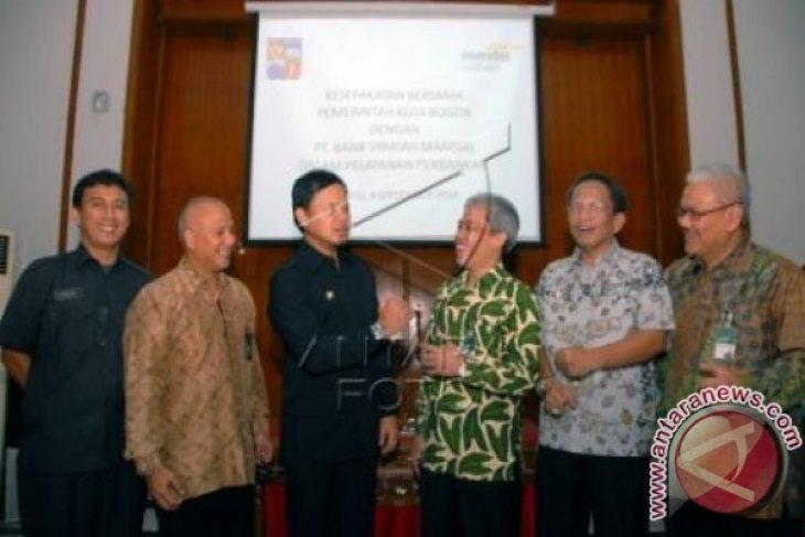 Pemkot Bogor-BSM jalin kerja sama perbankan