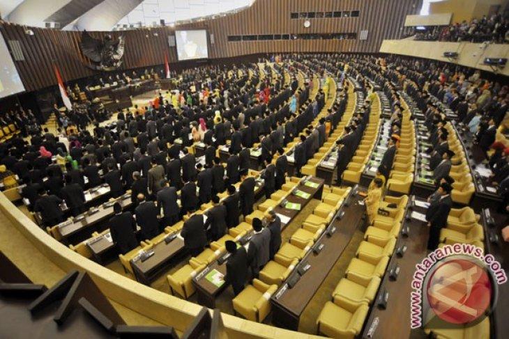 MPR postpones election of its speakers