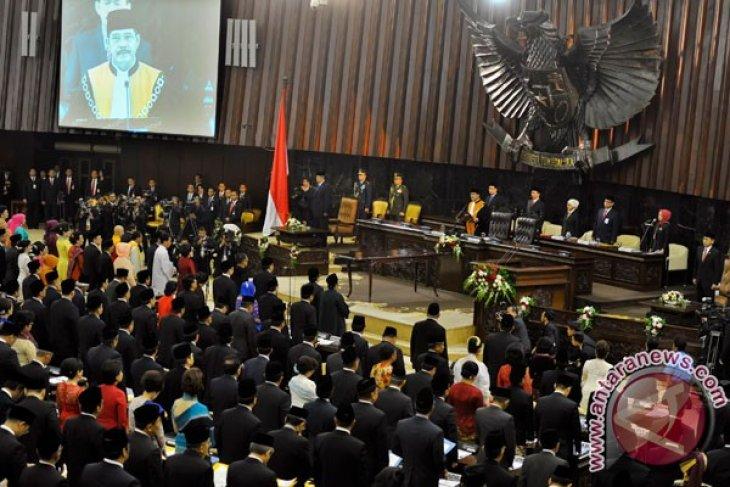 Indonesian Supreme Court chief installs new MPR speaker, deputy speakers