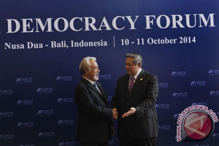 Democrat to support if Jokowi decides to continue BDF