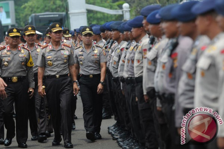 16 Indonesian police officers killed during elections