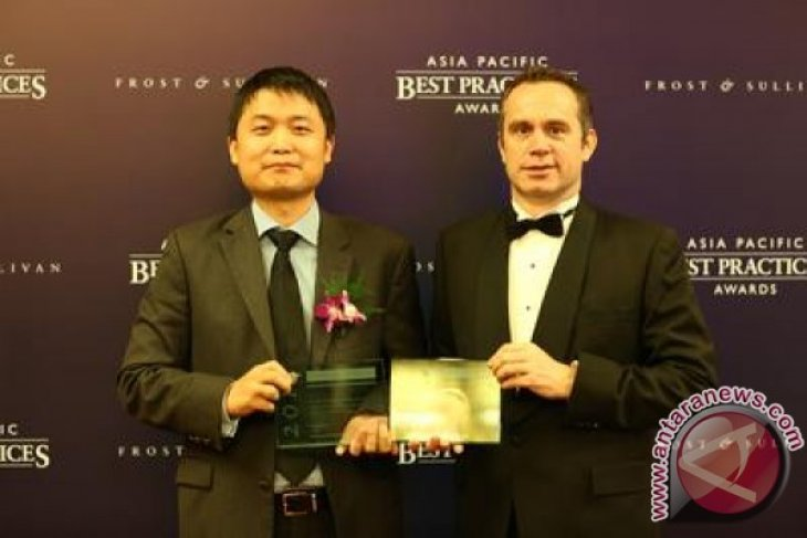 Huawei Honored at Frost & Sullivan Asia Pacific Best Practices Awards 2014