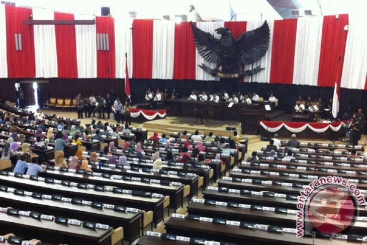 Presidential inauguration cost IDR 1 billion
