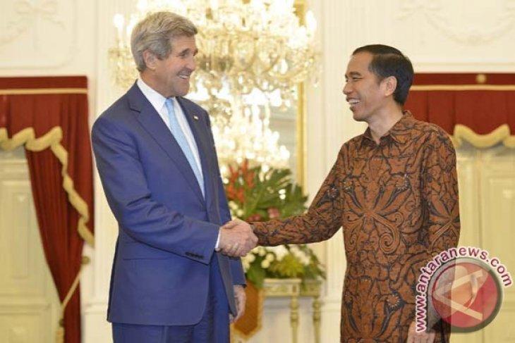 President Jokowi receives US Secretary of State