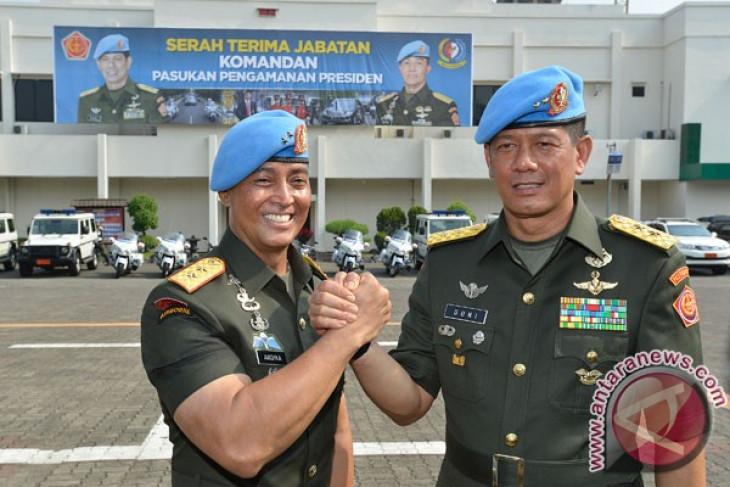 Andika Perkasa appointed as presidential security guards` commandant