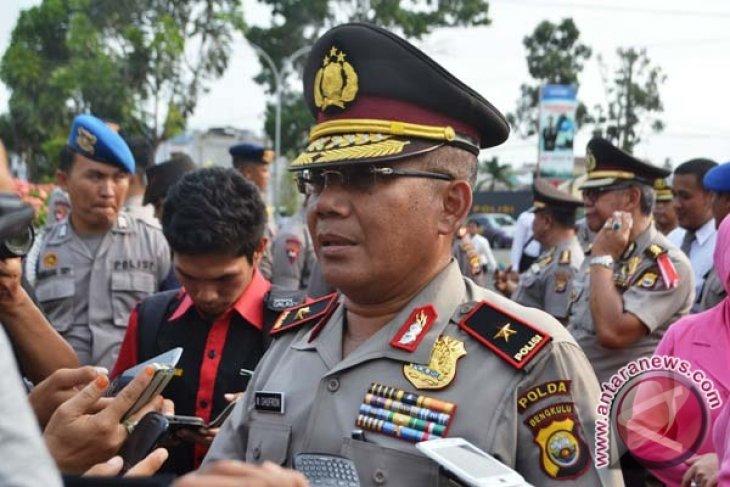 Polda : Tiga posko amankan perbatasan Bengkulu-Sumsel
