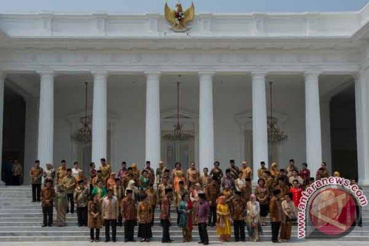Prabowo Subianto lauds Jokowi-JK cabinet lineup