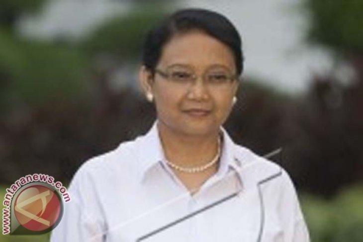 Retno Marsudi Pimpin Kementerian Luar Negeri
