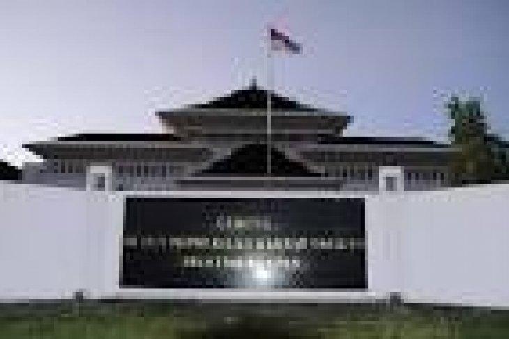 Pemprov Banten Tunggu Usulan Pimpinan DPRD