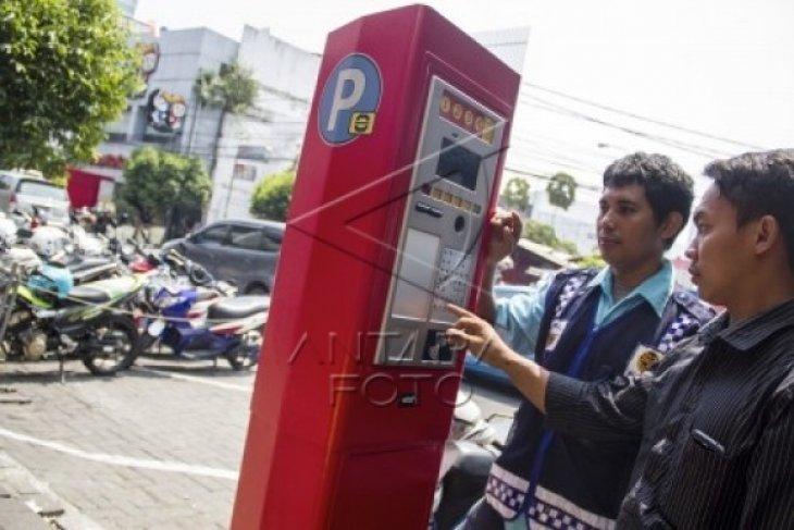 Parkir Meter Bekasi Dilengkapi Fasilitas Wifi Gratis