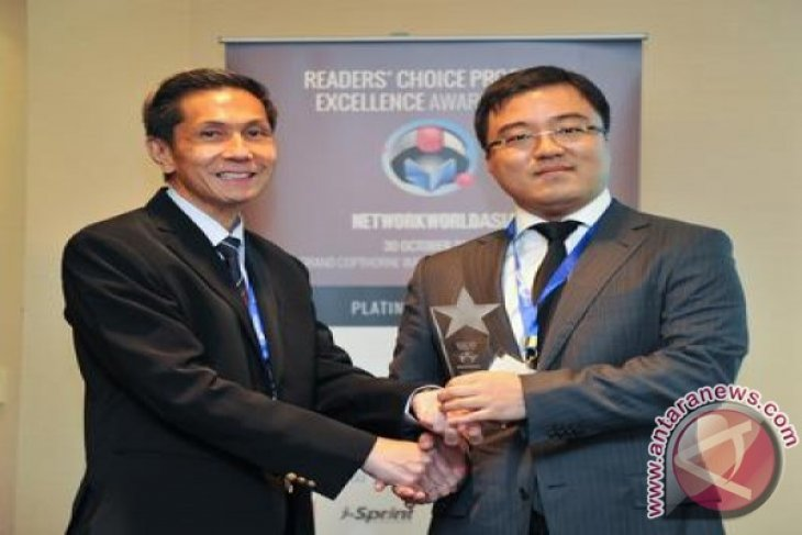 Huawei Honored at 2014 NetworkWorld Asia Readers' Choice Product Excellence Awards