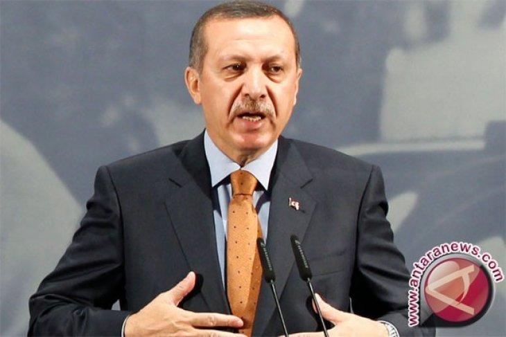 Erdogan sampaikan