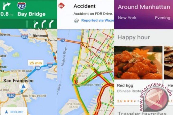 Google Maps Untuk Android Sudah dilengkapi dengan Informasi Penting