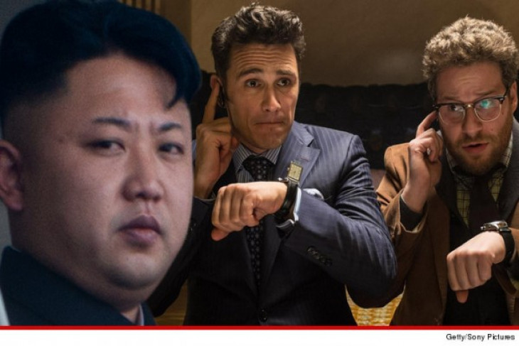 U.S. film on Kim Jong-un to hit screens next month