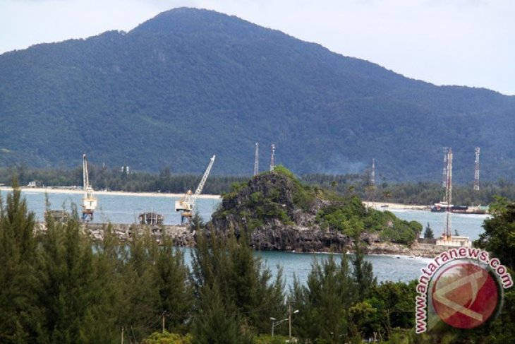 Wisata Pantai Lhoknga Antara News Aceh