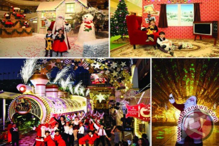 """Starry Christmas"" & ""Shaun the Sheep Love Christmas"" @ Harbour City"