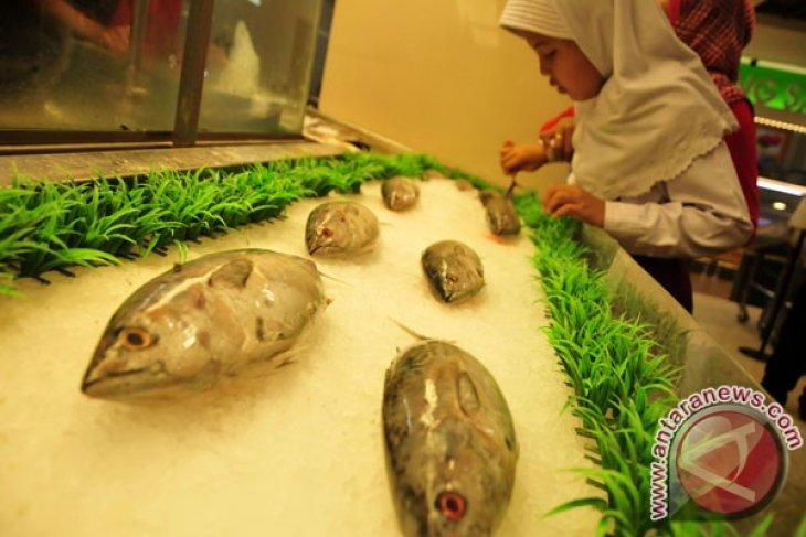 N Sulawesi exports 8.9 tons of frozen fish to Netherlands