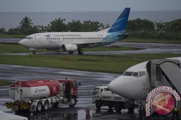 Ternate Airport closed due to Mt. Gamalama`s eruption