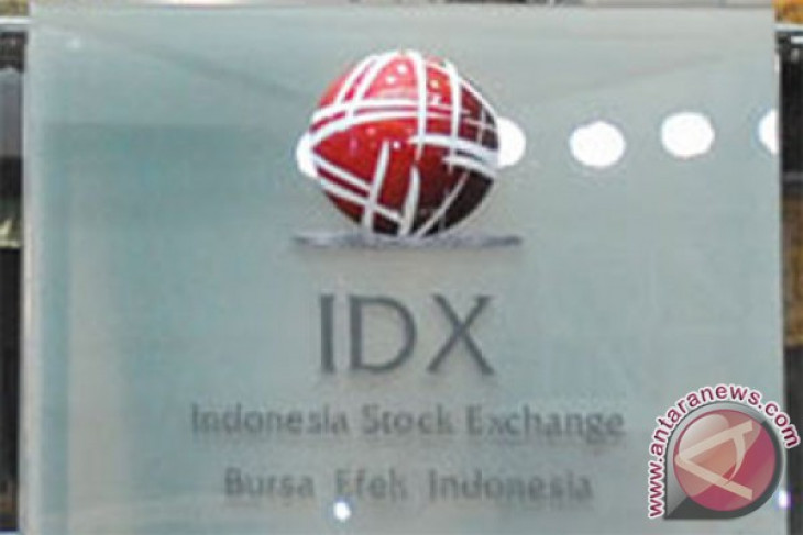 Jakarta composite index closes higher on Monday