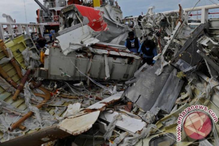 Indonesian SAR chief visits AirAsia fuselage site