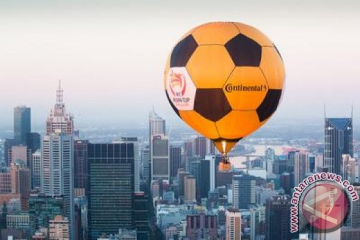 Continental Tires Launches Football Campaigns Across APAC During the AFC Asian Cup 2015 Australia
