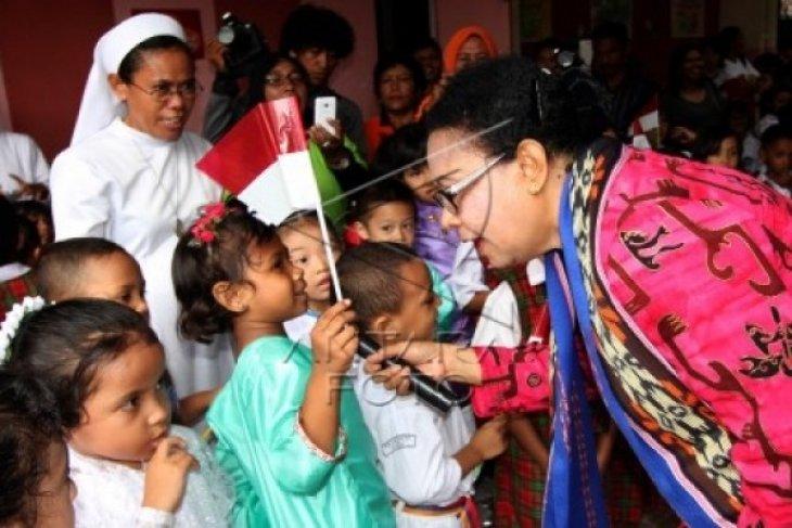 Menteri PPPA Usul Siapkan Pusat Penitipan Anak