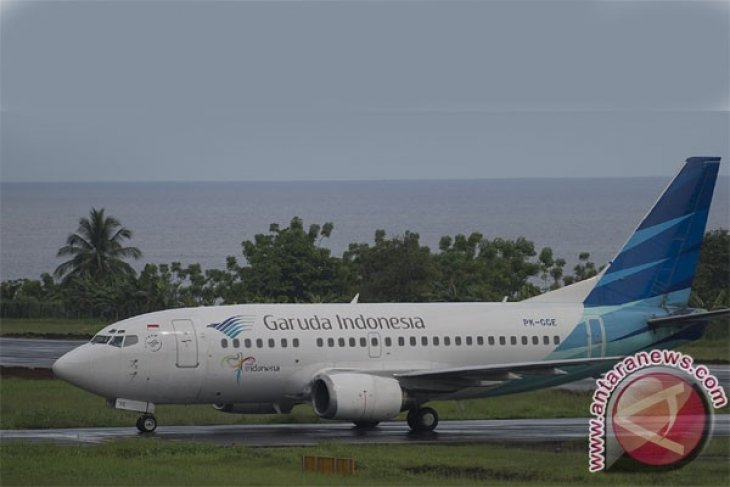 Presiden Jokowi Umumkan Penerbangan Langsung Garuda ke Mumbai
