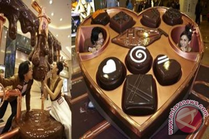"Chocolate Trail @Harbour City 2015 - ""Travel in the Chocoland"""