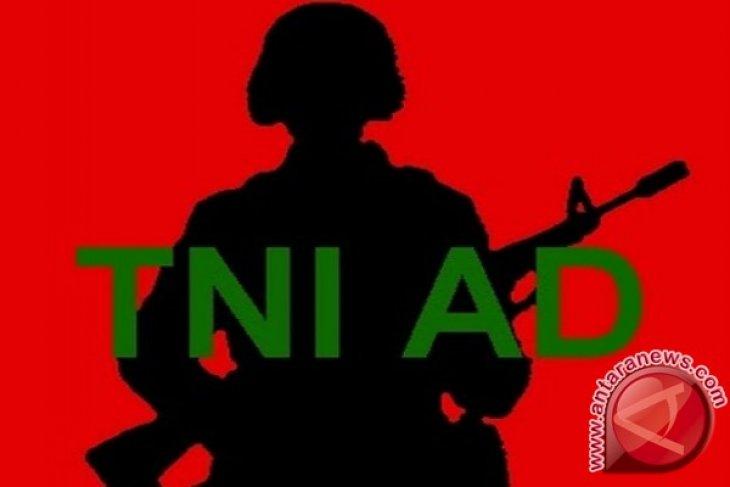 8 Prajurit TNI Naik Pangkat Luar Biasa