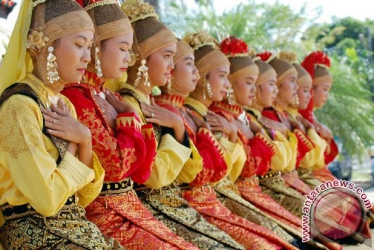 Seni Tradisional Indonesia Ditampilkan di Harbin, Tiongkok