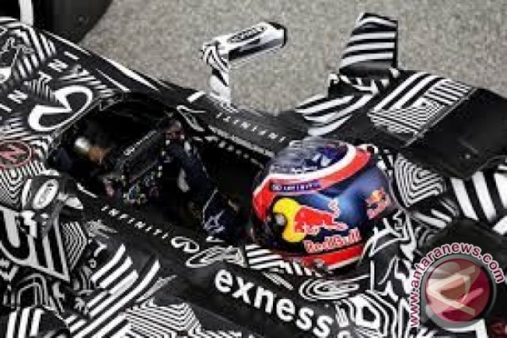 The EXNESS Logo Adorns Infiniti Red Bull Racing's New Formula One Car