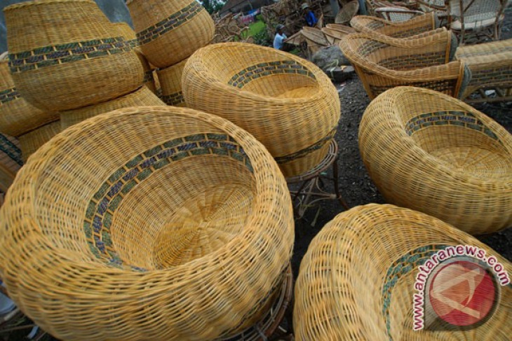 Trade Minister promotes domestic rattan industry