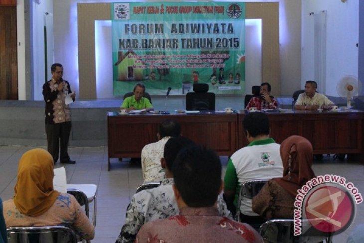 Kotabaru Siapkan 20 Sekolah Jadi Adiwiyata Kabupaten