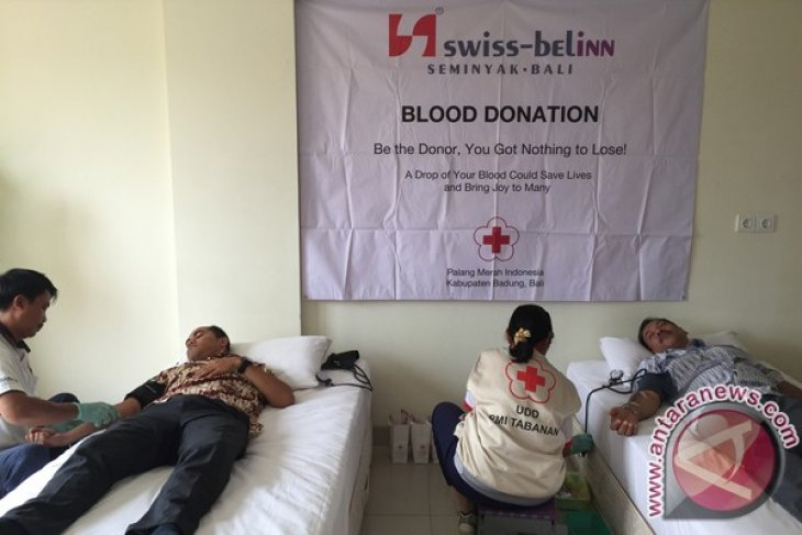 Swiss-Belhotel International Adakan Donor Darah