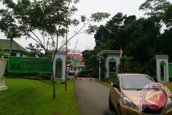Pengamanan Masjid Az-Zikra libatkan 100 personel