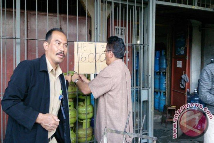 Belasan Elpiji Bersubsidi Dari Restoran Di Bogor Disita