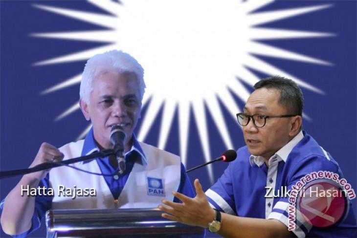 Zulkifli Hasan the new PAN chairman