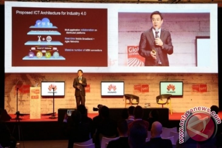 Huawei Promotes Open Innovation and Win-win Collaborations at CeBIT 2015