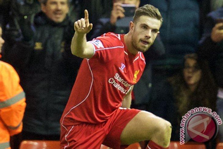 Henderson: Liverpool tidak akan menyerah kejar empat besar
