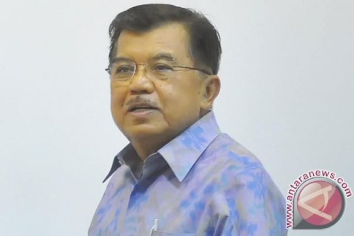 VP Kalla receives report on Indonesians arrested in Brunei