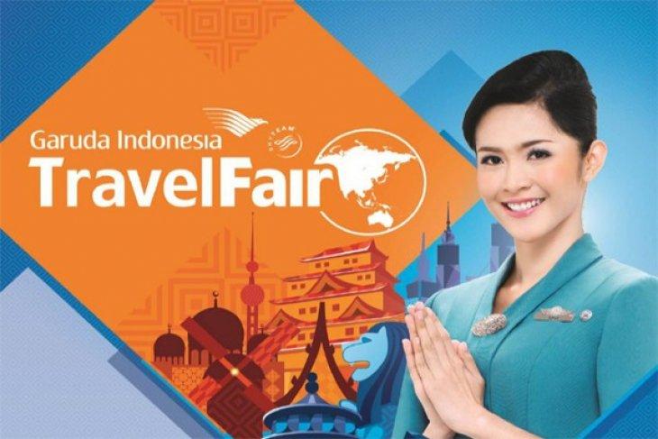 Garuda Indonesia, BNI organize Travel Fair 2015
