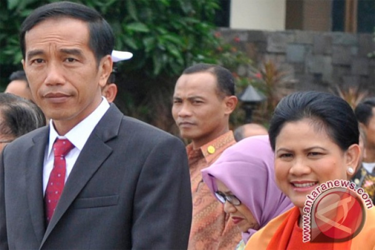 President Jokowi meets NPC Chief
