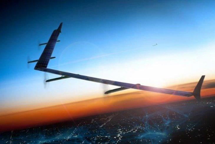 Facebook Berhasil Uji Drone di Langit Inggris