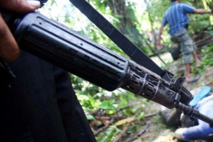 Lagi-lagi KKB, empat TNI terluka saat melewati Kampung Yapimakot
